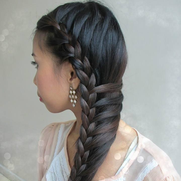 Fifty Side Braids Hair Styles | Hair