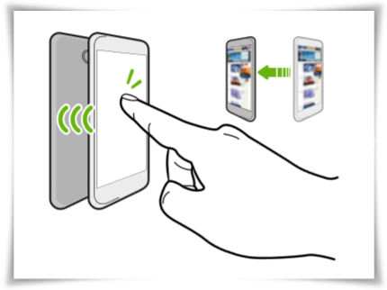Using NFC