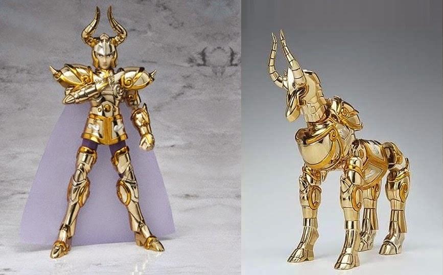 Cavalieri d'Oro: Shura di Capricorn
