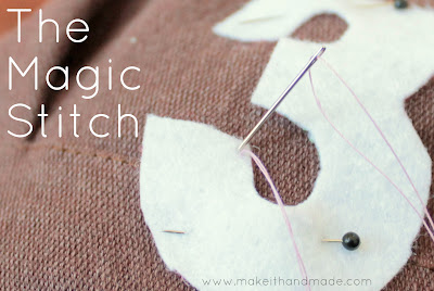 The Magic Stitch by Make It Handmade