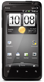 HTC EVO Design 4G – USA – Sprint