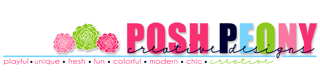 Posh Peony Creative Designs