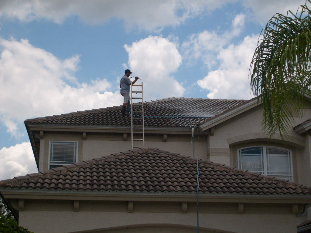 Soft Roof Wash Sarasota to Punta Gorda, Florida: Barrel ...
