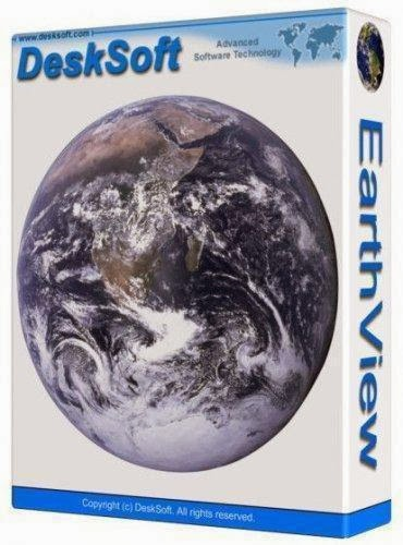 Desksoft EarthView 4.3.9 Box