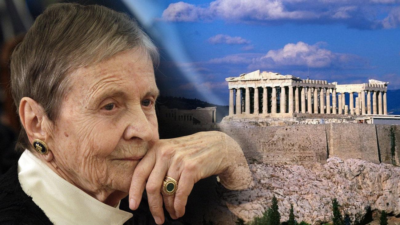 Η Εβραία Αρβελέρ: «Η Ελλάδα δεν γνώρισε Διαφωτισμό. Ποιος φταίει; Θα το πω, η εκκλησία» !και εγω θα το πω! οι εβραοι που κουβάλησαν την εκκλησιά!
