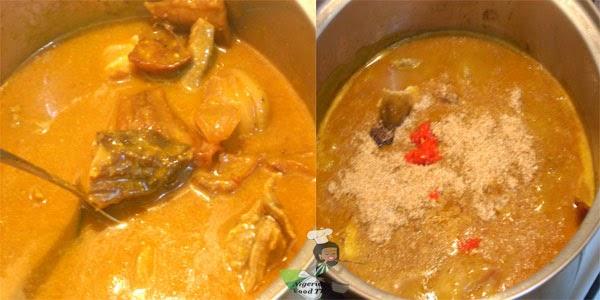 ogbono soup preparation