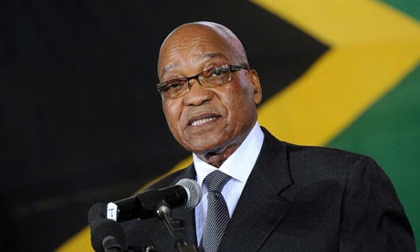 Racist Jacob Zuma