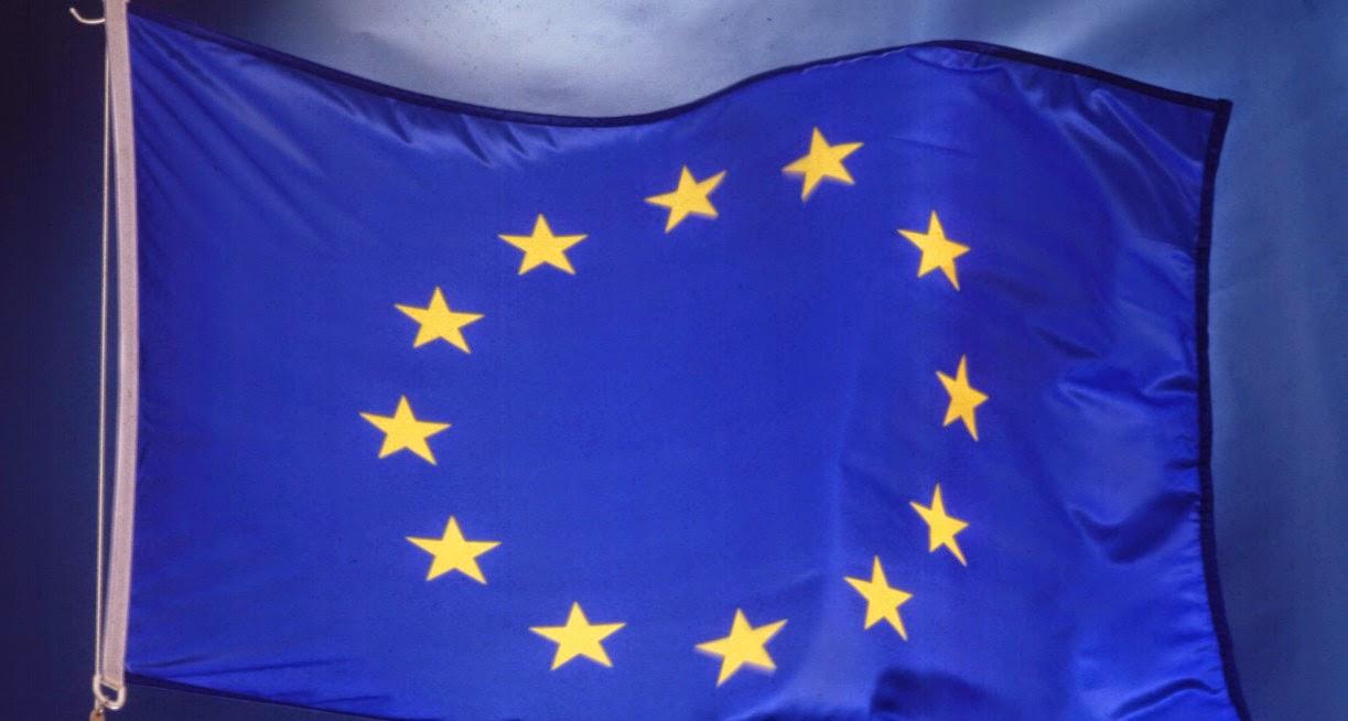 Bandera de la Union Europea