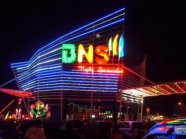 Batu Night Spectacular ( BNS )