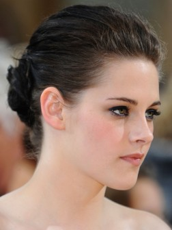 Famous Slicked Hairstyle 2