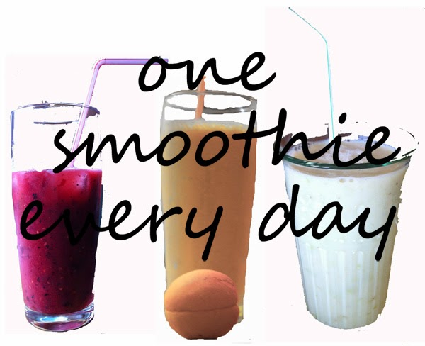 smoothie week