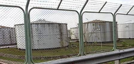 kilang minyak dan gas bumi