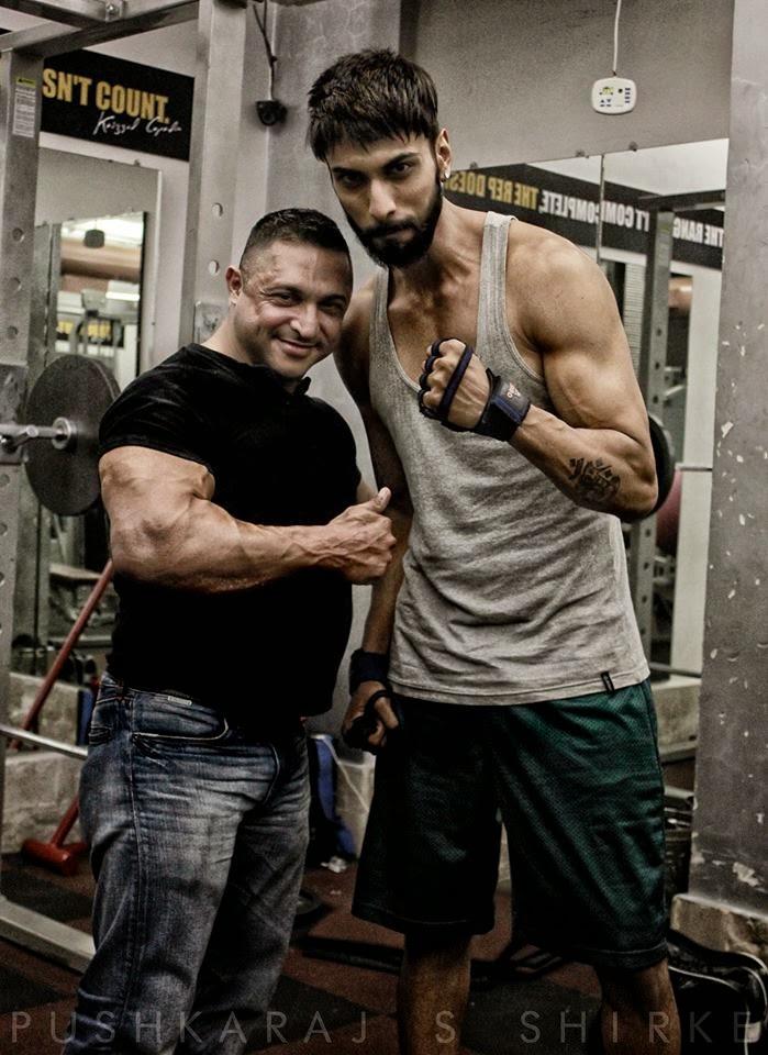 K 11 Fitness Academy Kaizzad Capadia trained