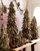 Coastal Christmas Trees ~ No water required