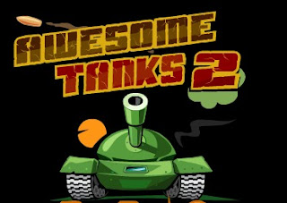 Awesome Tanks 2 Game Walkthrough.