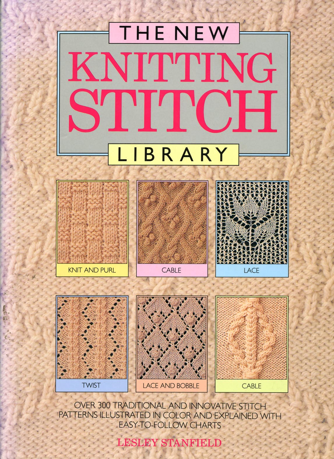 Books On Different Knitting Stitches : Stone Sock Blog: Good Books