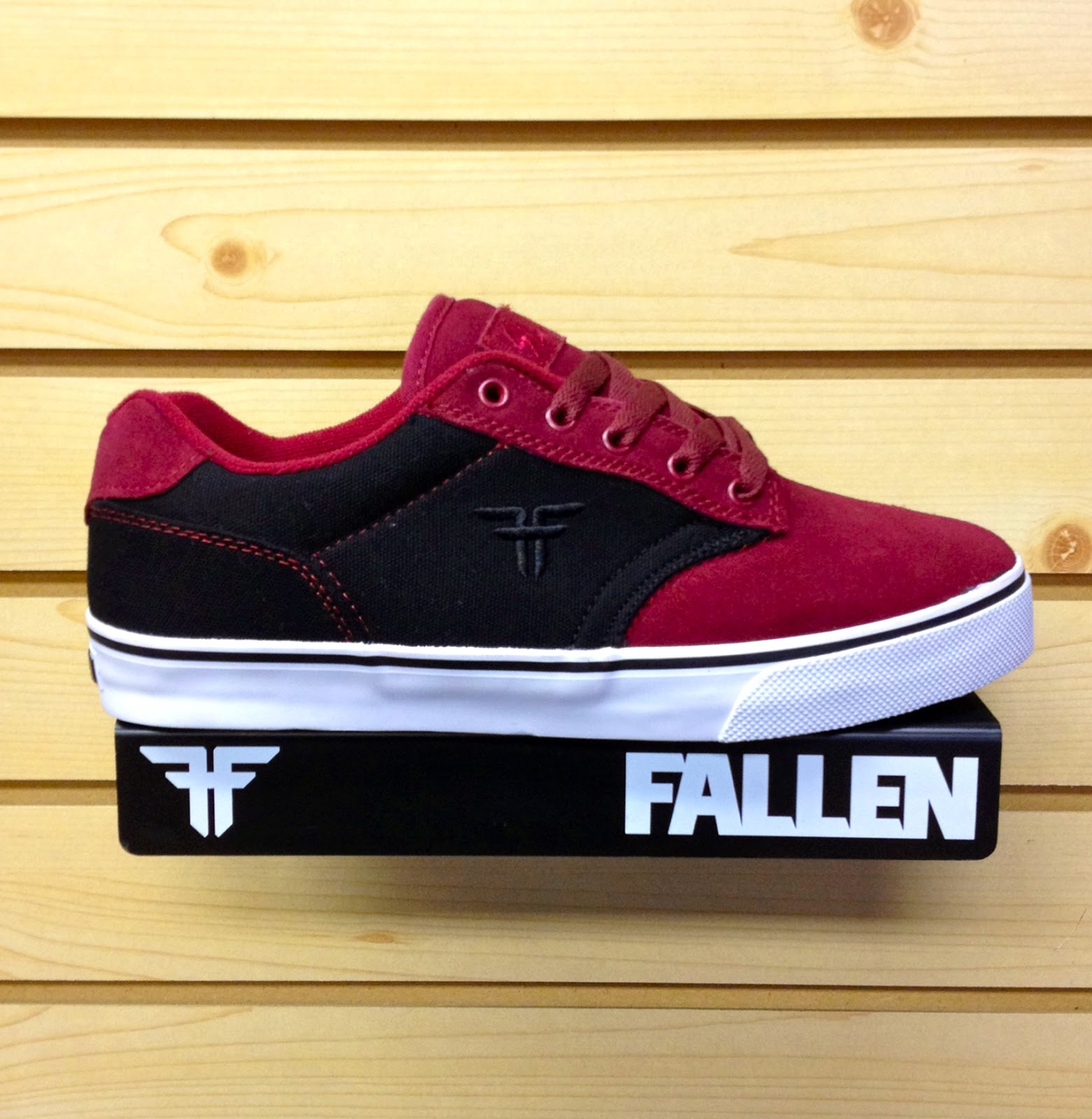 Shoes / Fallen Fallen Footwear was started in by professional skateboarder Jamie Thomas. The brand would branch off of the successful Black Box Distribution, and house some of the most popular and legendary skateboarders of all time, including Chris Cole, .