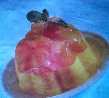 Puding Jeruk Mandarin