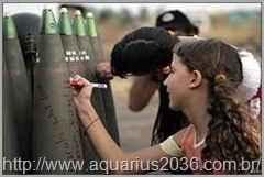 crianças preconceituosas de israel