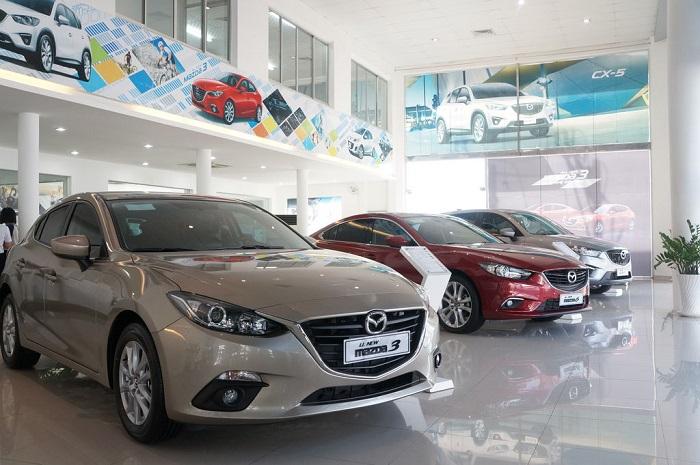 Khuyến mại Mazda tháng 8| Ưu đãi mua xe Mazda tháng 8| Giá xe Mazda tháng 8