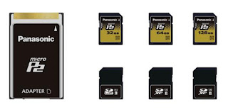 panasonic memory cards