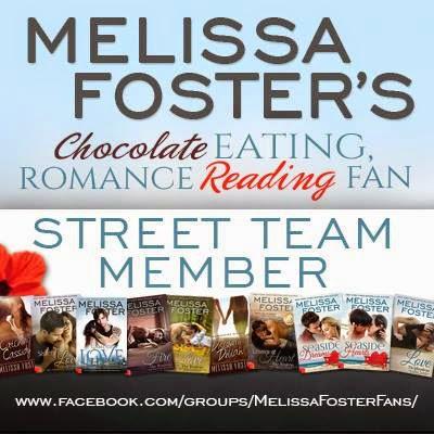 Melissa Foster Street Team!!