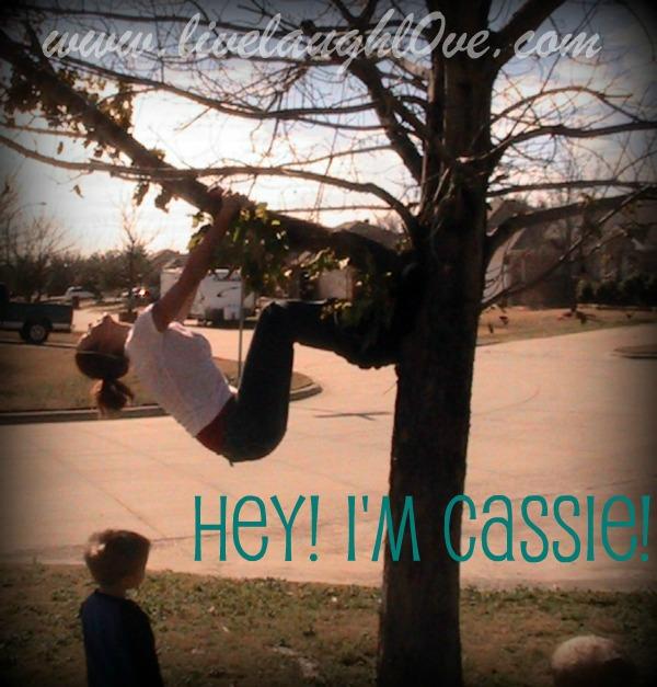 hey, i'm cassie