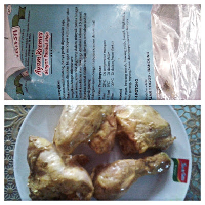 Ayam Kremes Sukarasa