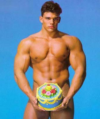 sexy male cake
