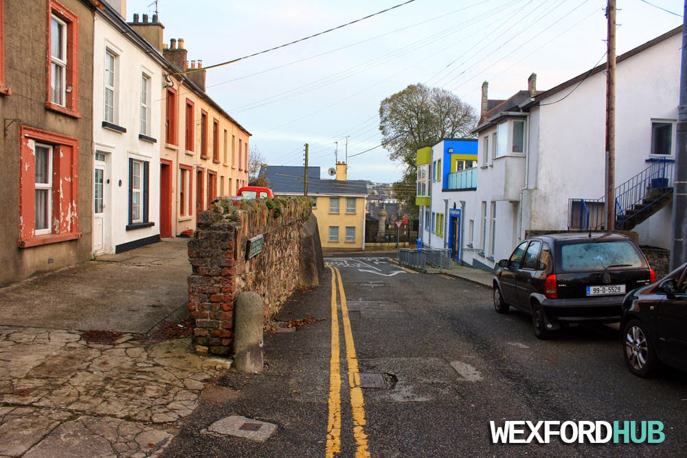 Clifford Terrace in Wexford