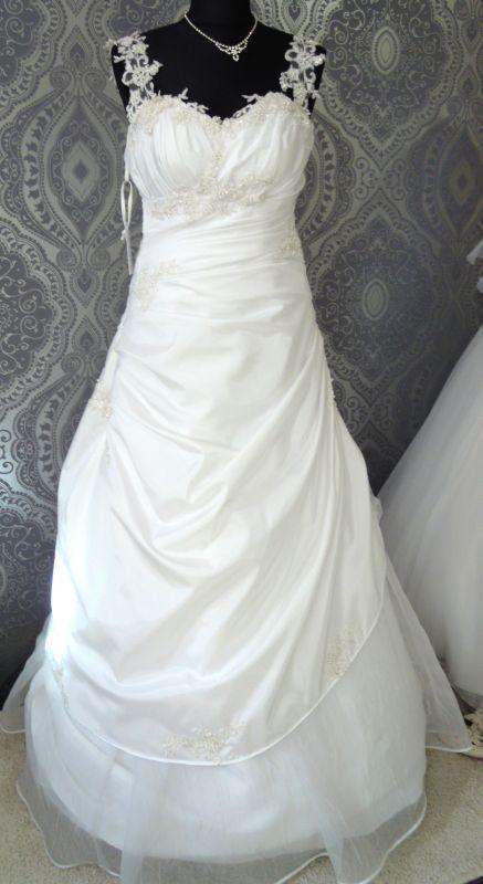 Suknie ślubne Vestido Suknia ślubna Model Karen Nowa