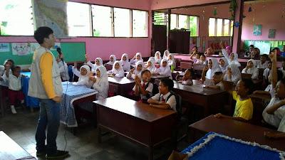 Kak Ojan Pendongeng GEPPUK di Aceh