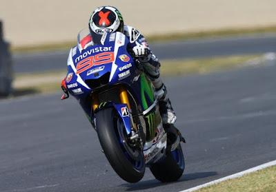 Hasil Lengkap Kualifikasi MotoGP Motegi, Jepang 2015