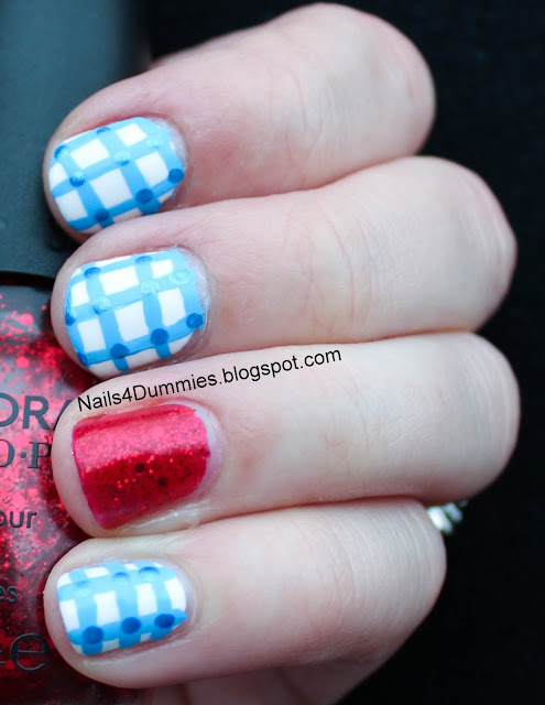 Recreate Chalkboard Nails' Wizard of Oz Mani