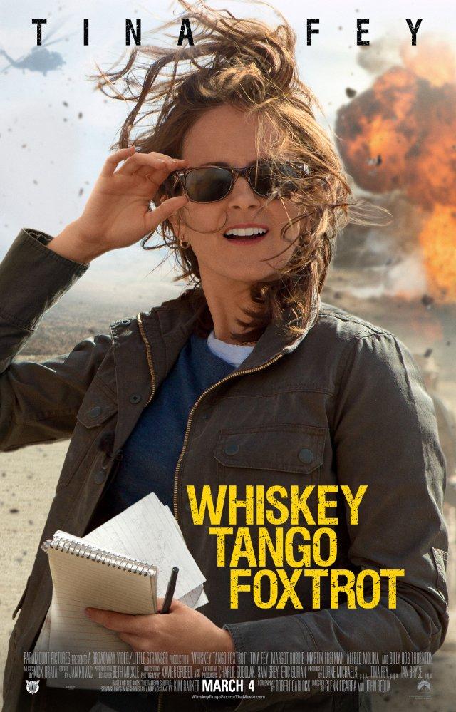 Nonton Whiskey Tango Foxtrot (2016)
