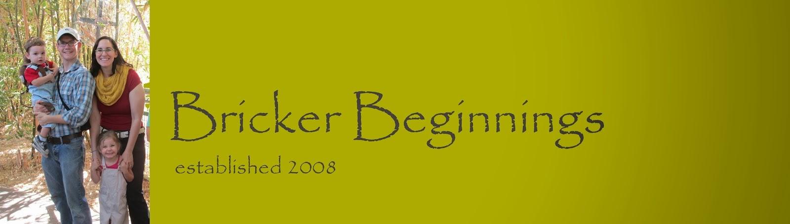 Bricker Beginnings