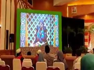 Juara 1 Dewasa Putri STQ Nasional Di Jakarta 2015 (Mastia Lestaluhu)