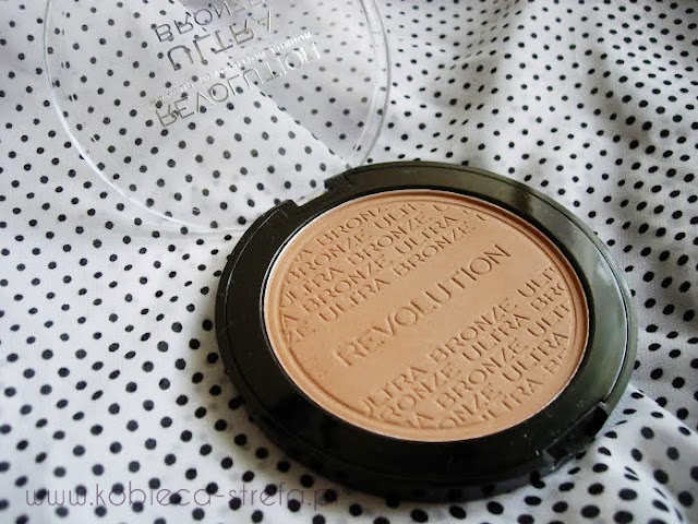 Makeup Revolution Ultra Bronze