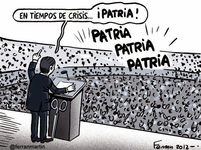 Patria. Ferran Martin.
