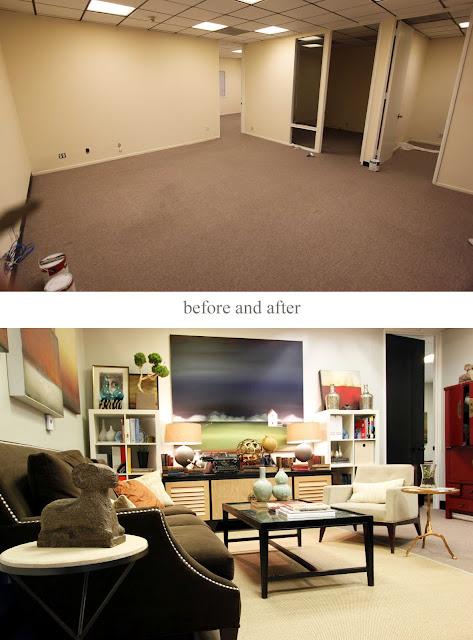 blog de decoração, antes e depois