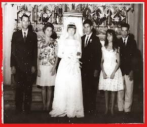 Família Savanhago unida a família Endres