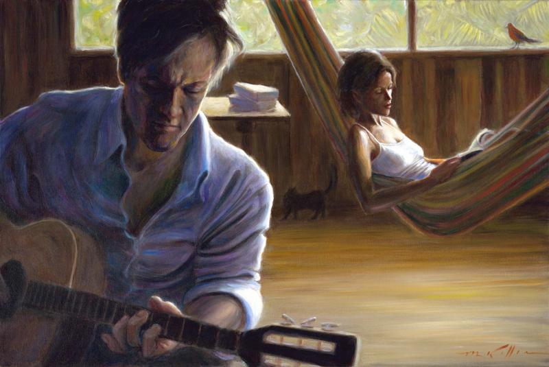 Bienvenidos al nuevo foro de apoyo a Noe #278 / 05.08.15 ~ 10.08.15 - Página 37 Mark+Keller+-+American+Figurative+painter+-+Tutt'Art@+-+(32)