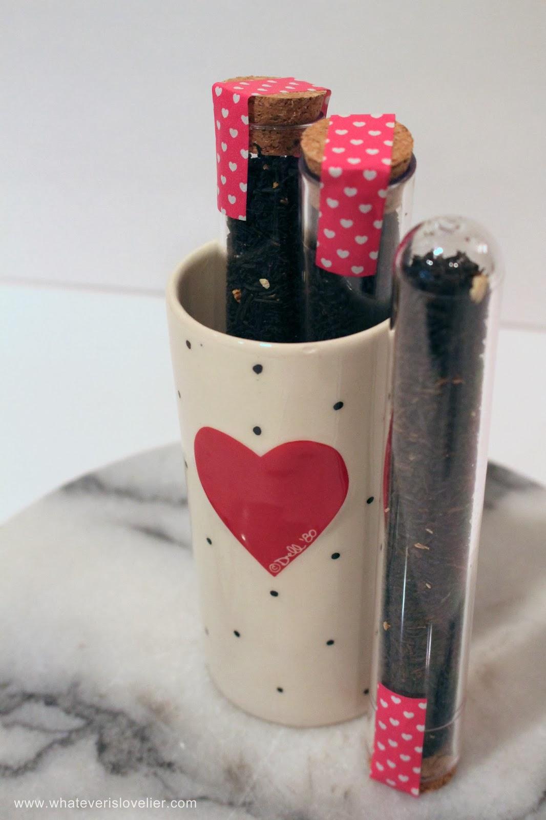 Valentine's Day Tea Review: Kusmi Petrushka