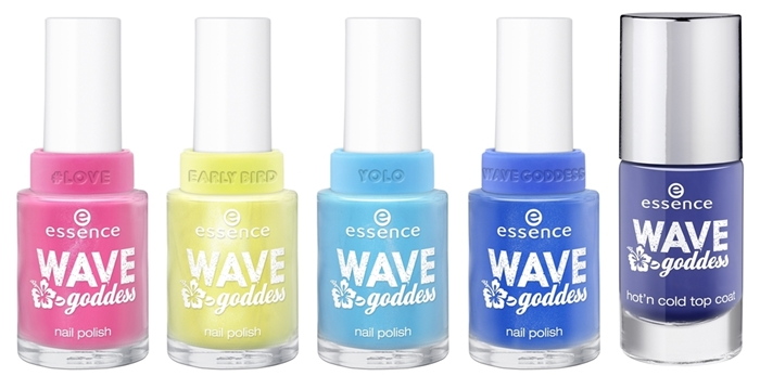 Essence Wave Goddess Trend Edition