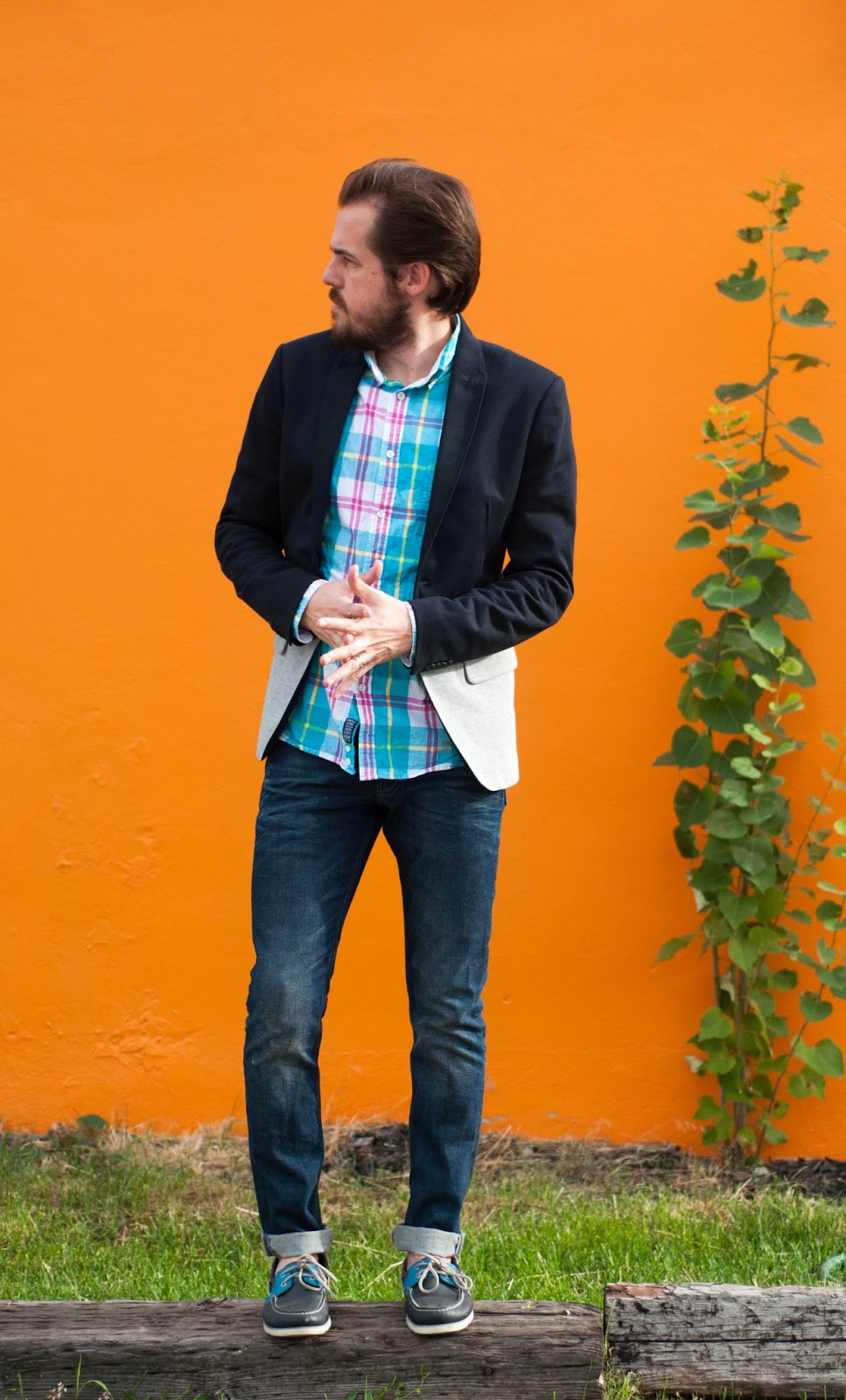 mens style, mens fashion, mens ootd, sperry topsiders for men, boat shoes, all saints cigarette jeans, all saints