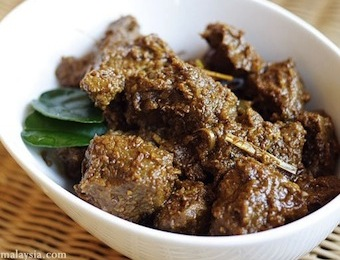 beef rendang recipe rendang daging