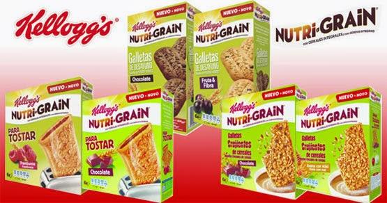 Nutri Grain de Kellogg's