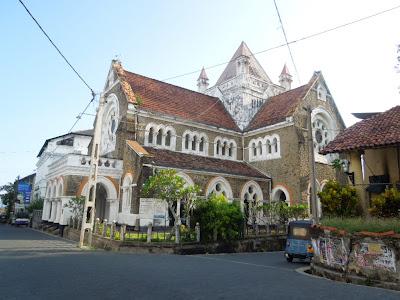 Собор, Галле, Шри-Ланка