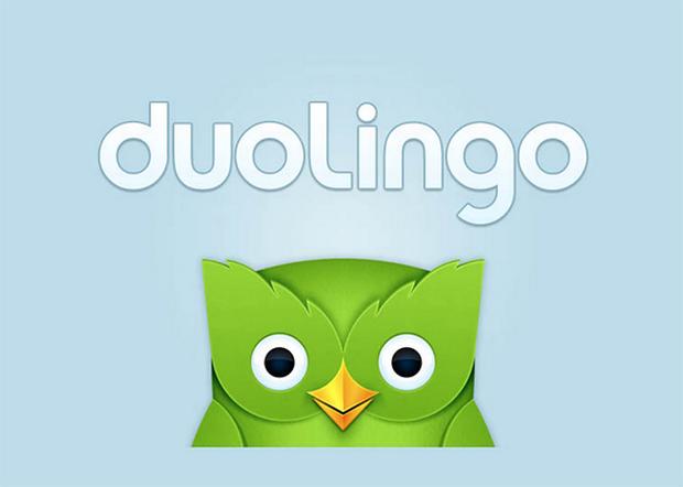 9 . Duolingo :