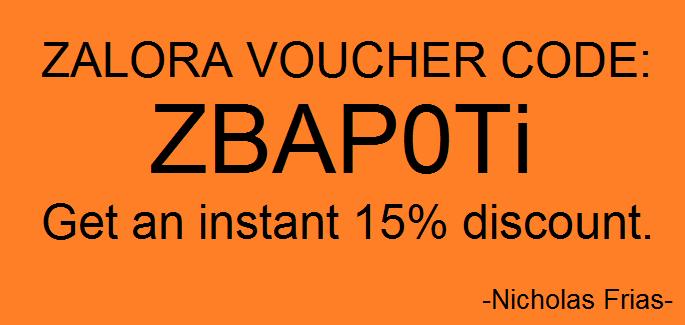 Zalora ph discount coupon